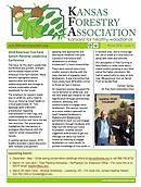 Kansas Forestry Association Newsletter Fall 2017