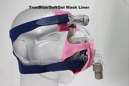 Mask Liner True Blue/Soft Gel