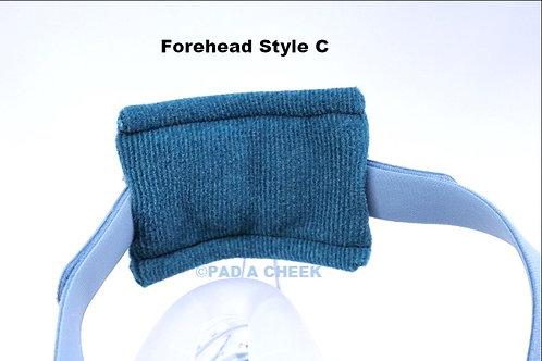 Forehead Pad Style C Fleece