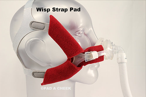 Wisp Side Strap Pads In RED only