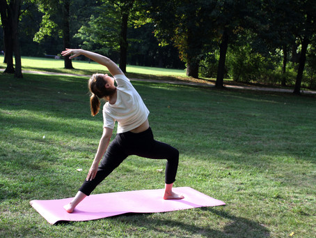 Do Yoga Everywhere!