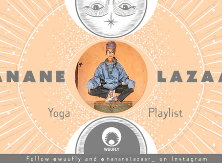 Libra season creativity from Hanane Lazaar