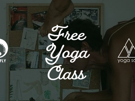 Free Yoga for You!