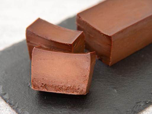 バレンタインに赤池商店のわすれられない。極上チョコテリーヌはいかがですか?