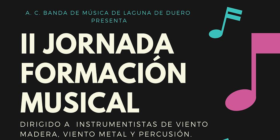 II Jornada de Formación Músical