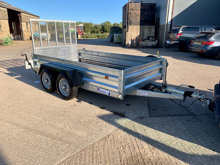Indespension Trailer Like New