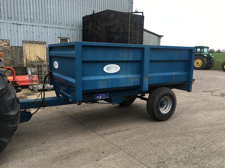 Warwick 5 tone tipping trailer