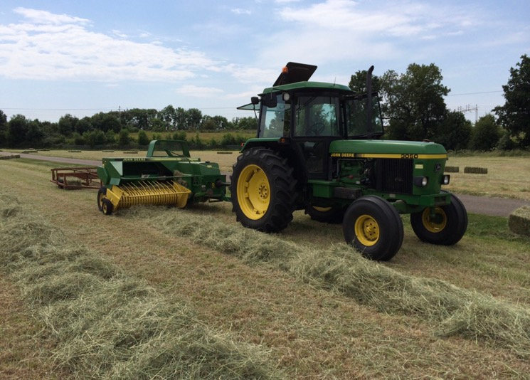 Hay kit for sale