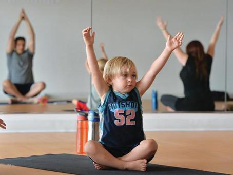 DailyCamera: Yoga for Autism