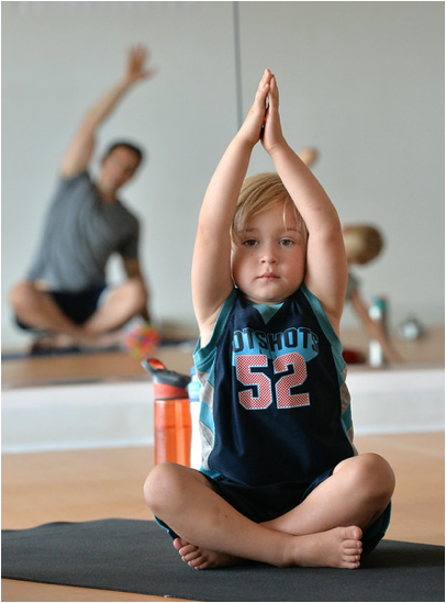 OM FOR AUTISM YOGA