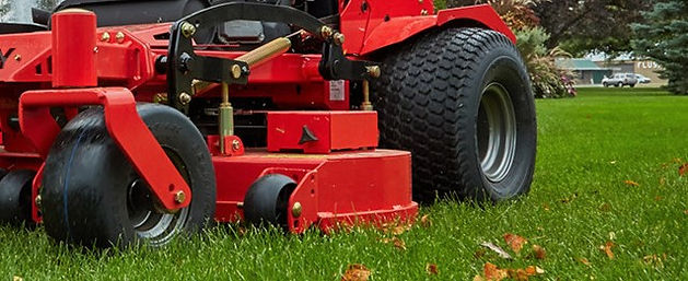 "Gravely Pro Stance 48"" Lawn Mower"