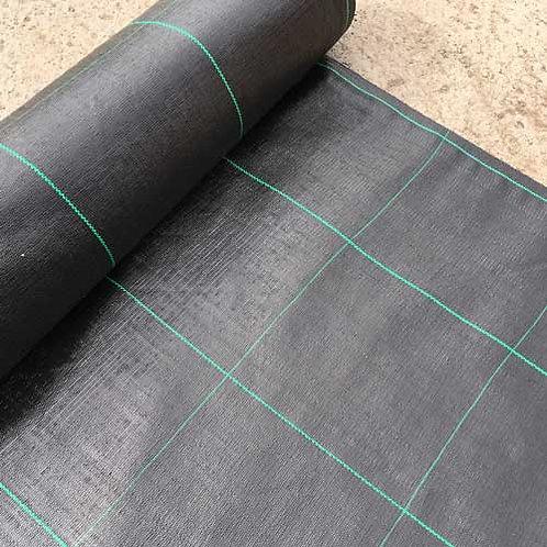 Black Weed Membrane 1m Width