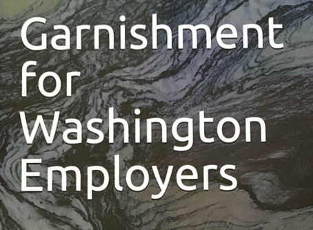 Garnishment for Washington Employers