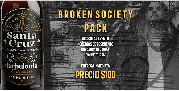Broken Society Pack