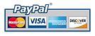 We accept cash, checks, credit and debit cards