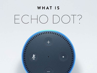 What is ECHO DOT ? . Find Out About All-New Echo Dot (2nd Generation)