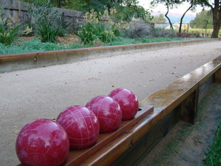 What to Know About Adding a Backyard Bocce Ball Court.