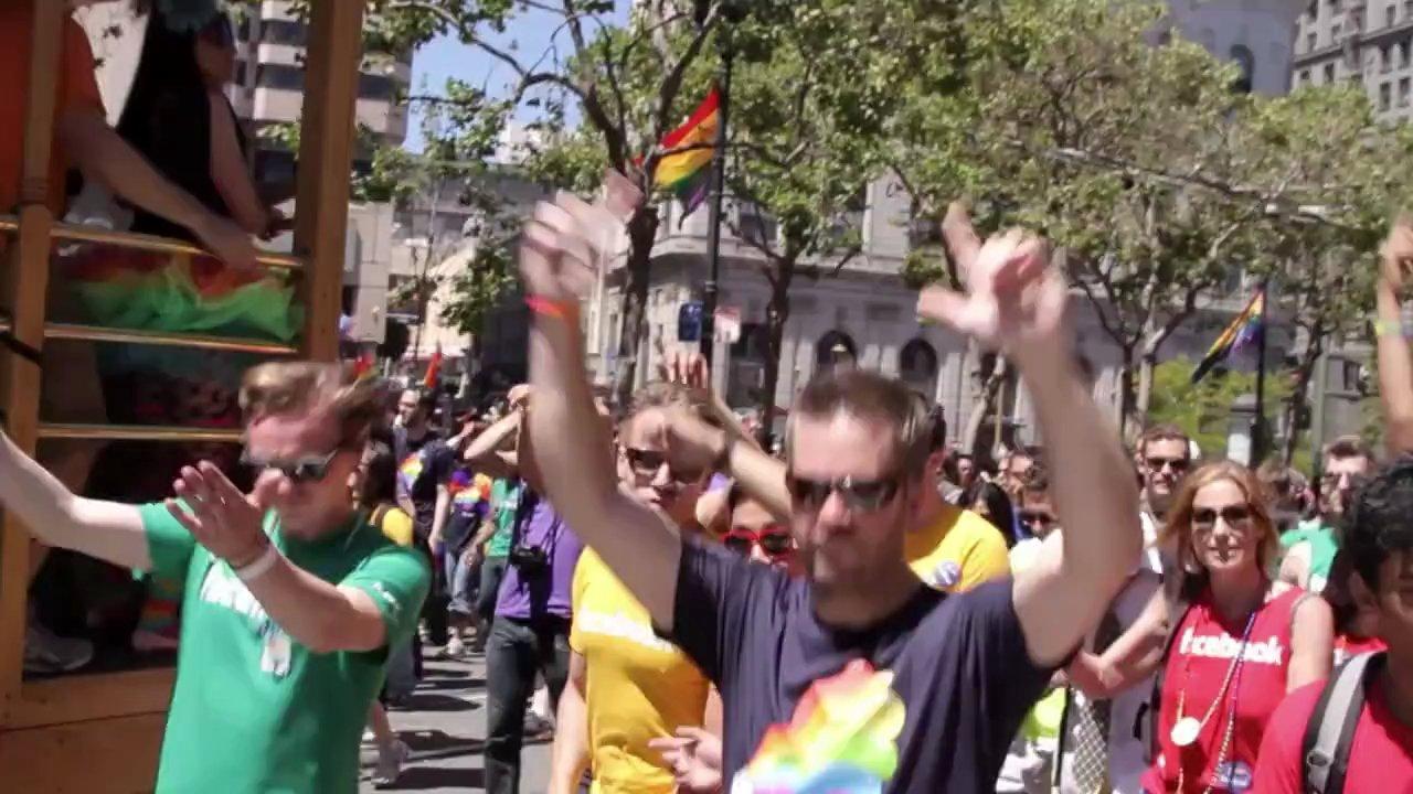 Facebook @ San Francisco Pride 2012