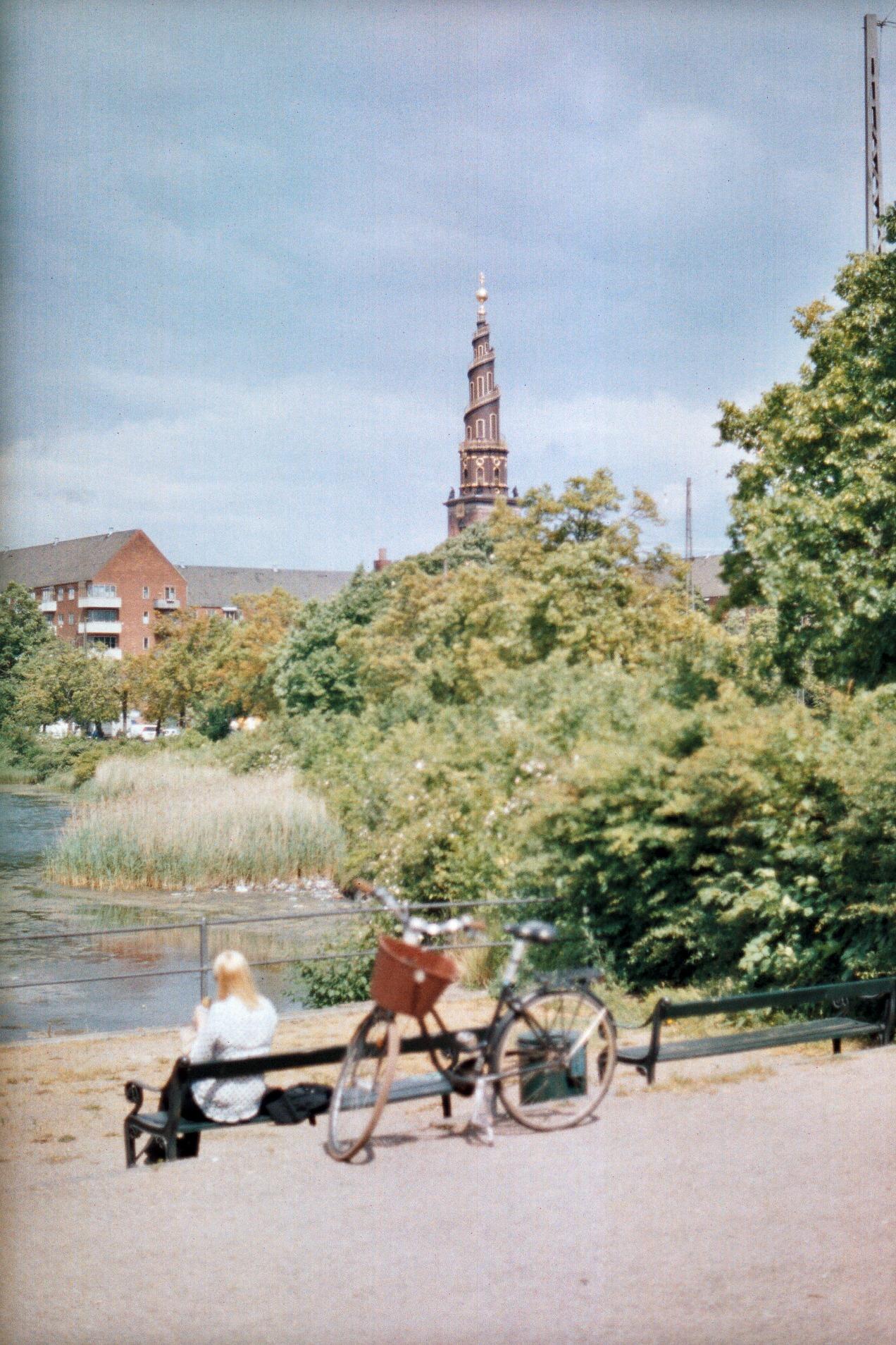 Pause à vélo