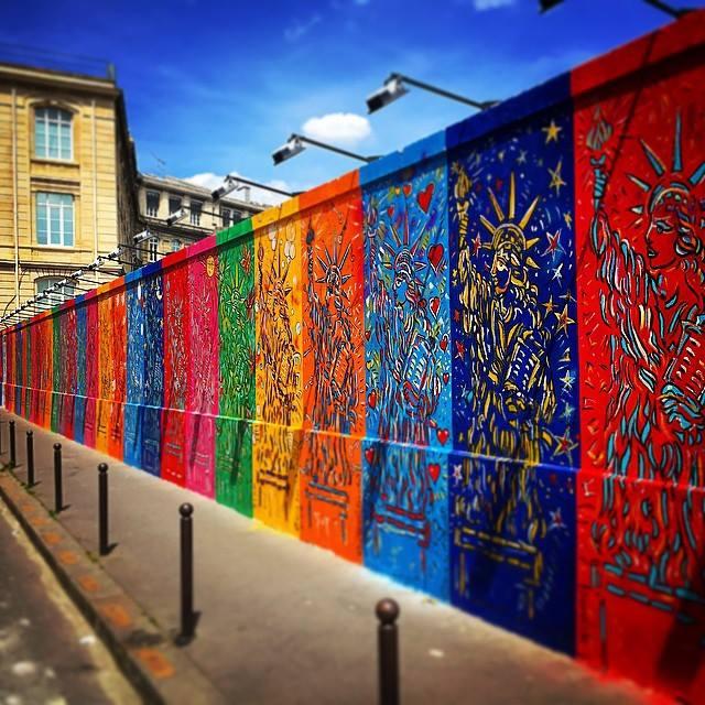 Du Mur de Berlin au Street Art