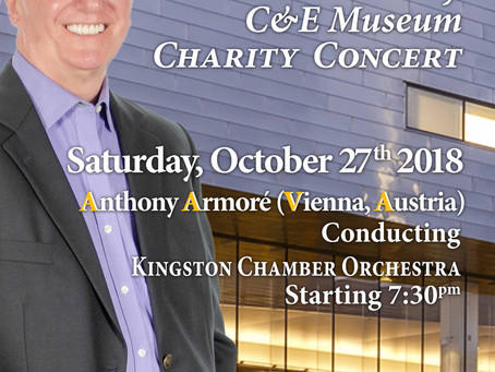 Military C&E Museum Charity Concert!