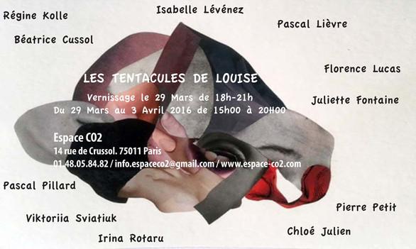 LES TENTACULES DE LOUISE