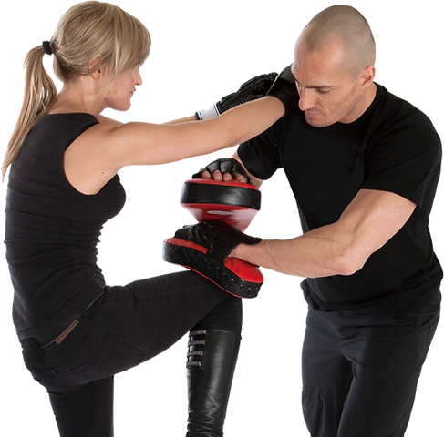 Men & Women self defence