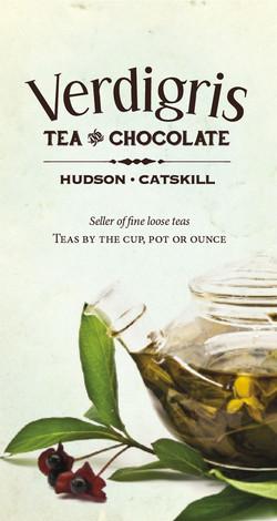 Verdigris Tea & Chocolate