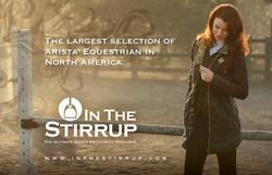 In The Stirrup
