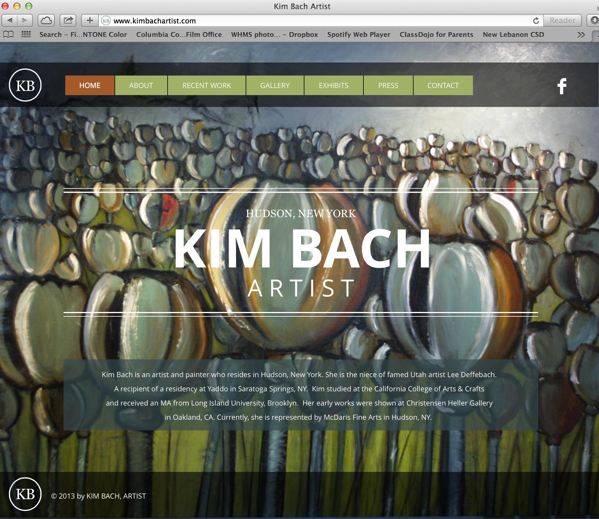 Kim Bach Artist