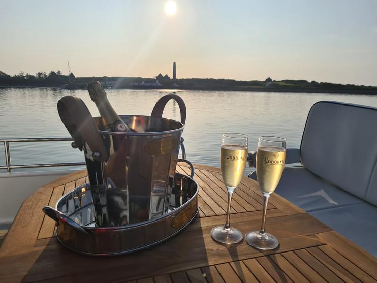Champagne Bucket & Flute