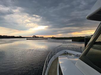 Sionna Cruiser at Kilrush Marina