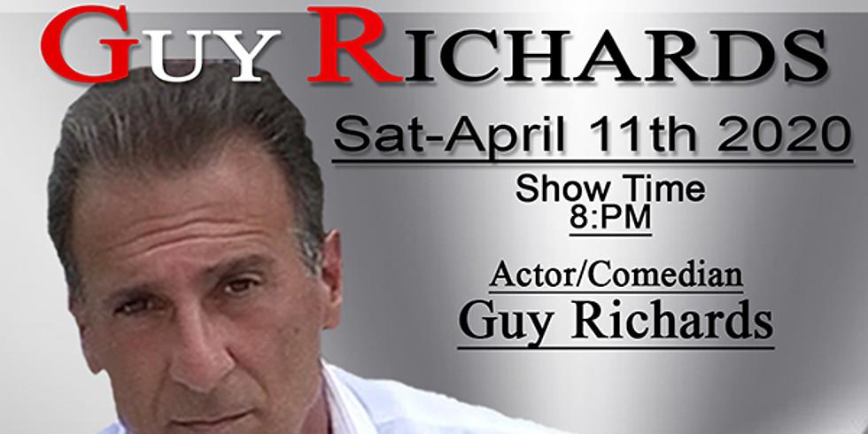Guy Richards, Shrine Club, Boca Raton, FL