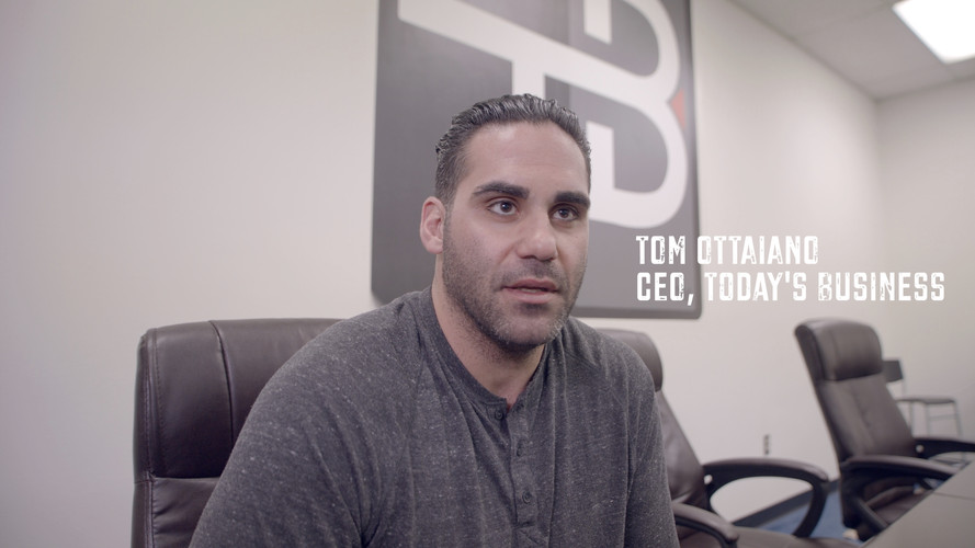 I met Tom Ottaiano many years ago. I immediately recognized his work ethic and dream to play in the NFL. We were very similar. We both had dreams that most people laughed at. When your life is filled with UPS and DOWNS it helps you value others who struggle. It's a joy to work with people who are genuine and commit to the process. I run from those people looking for short cuts. I had the great pleasure of working with Tom and watching him fulfill his dream of signing with the NY JETS. His drive and great effort was unmatched. The Just A Kid From Fall River documentary is about all the people who have significantly impacted my life in the most positive way. Thank you for being a great person, friend, and impacting my life Tom.