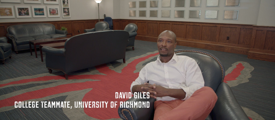 David Giles| Passion and accountability lead the way.