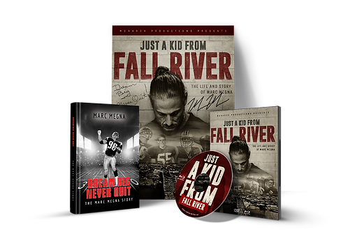 Fan Bundle | Signed Poster, Blu-Ray, DVD & Book