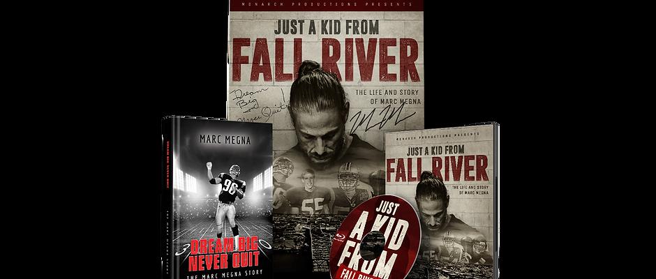 Fan Bundle | Signed Poster, Blu-Ray, DVD & Book