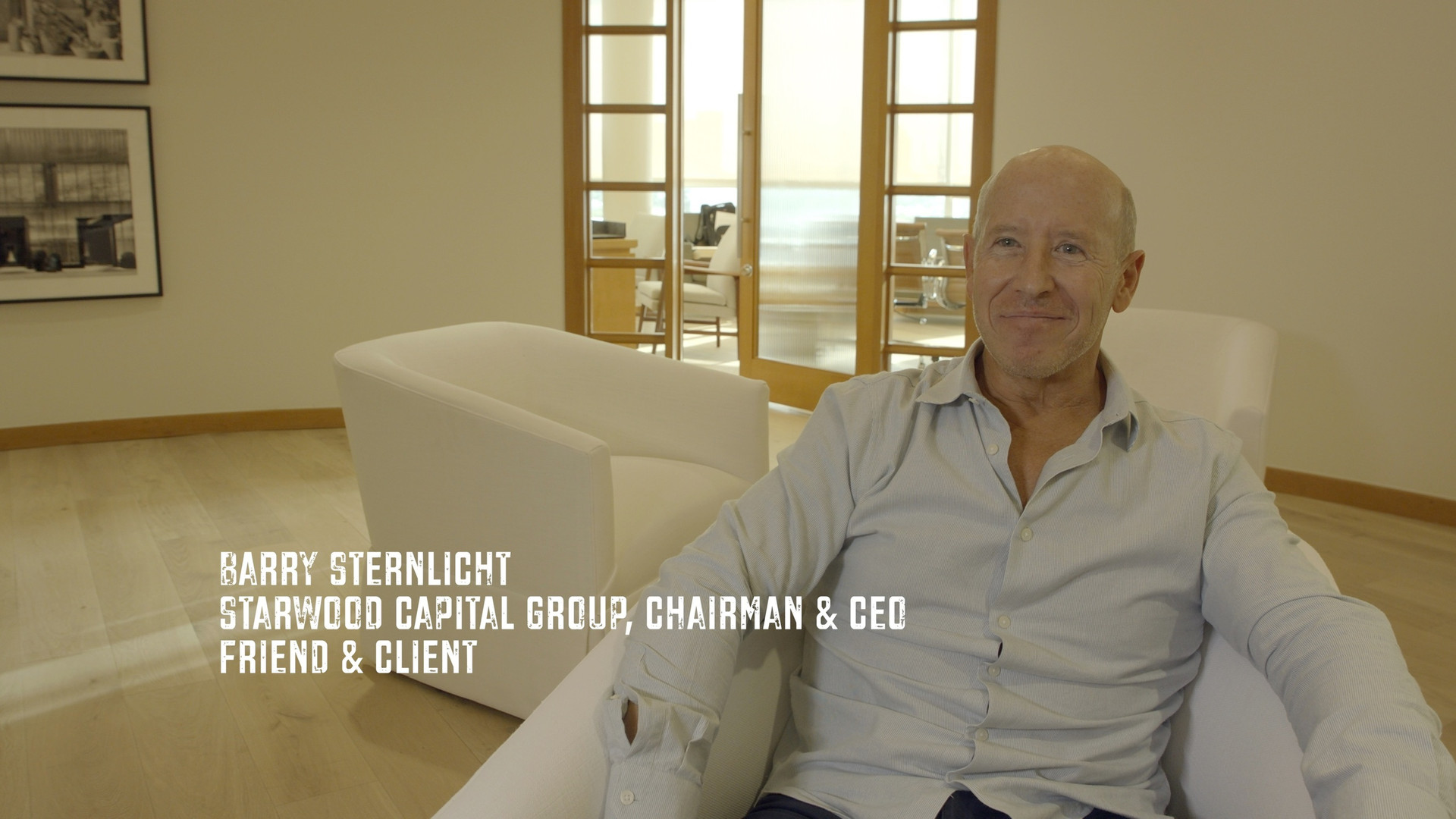 I'm very fortunate to be surrounded by several extraordinary people. Barry Sternlicht is no exception. He's a great example of enormous success paired with humble energy. He's the co-founder, chairman, CEO of Starwood Capital Group, and involved in countless projects. I began working with him a few years ago and immediately noticed his work ethic and focused mentality. He takes fitness seriously and always makes time to train. I wouldn't have time to tell you how much I've learned from this gentleman, but there's a long list. I'm fortunate to partner with him having @anatomy @1hotels with great things in the works. Thank you Barry for trusting me with your training, partnering, and taking time to sit down with Monarch Productions to be an important part of @justakidfromfallriver documentary.