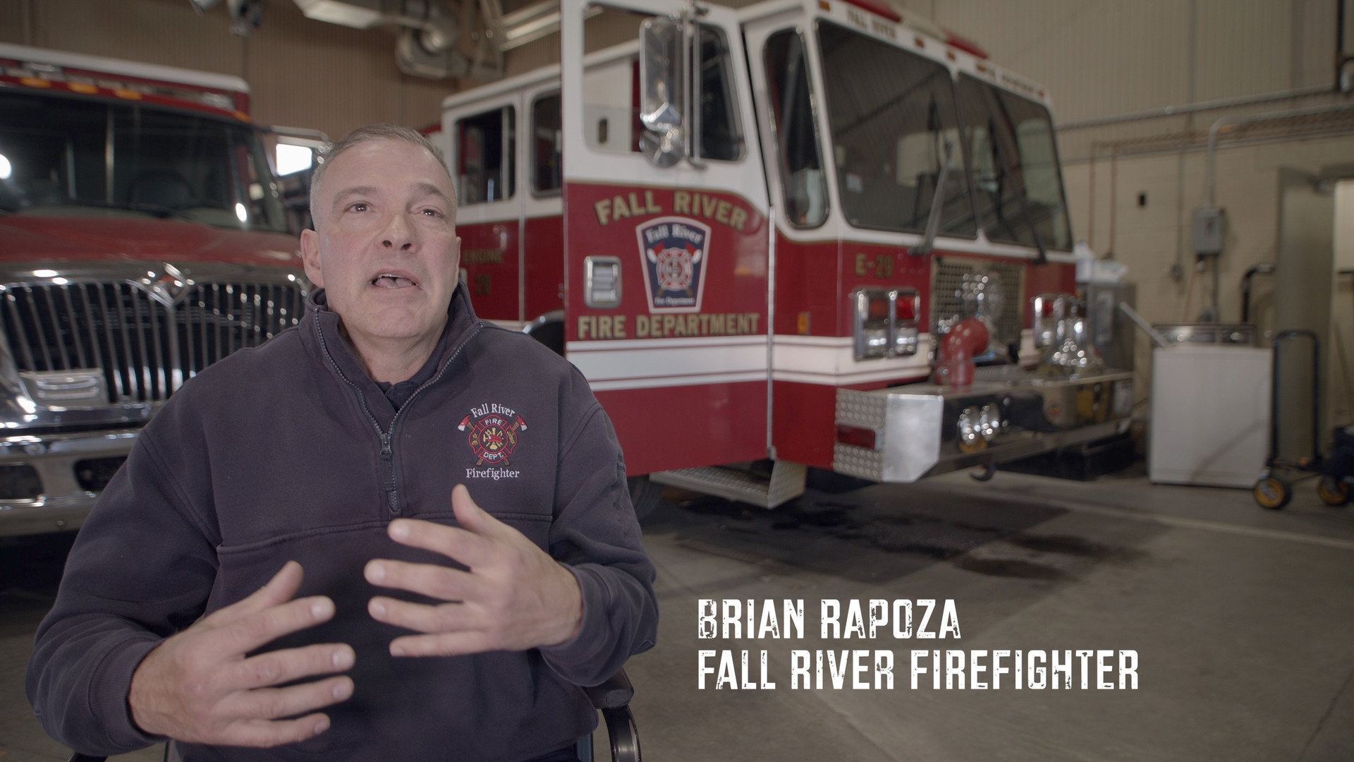 The Just A Kid From Fall River Documentary Film is about my life and journey. However, the most important part is where it started, Fall River, Massachusetts. This clips explains what it means to be from this city. This is Brian Rapoza. A friend who perfectly explains the energy that comes from growing up in this city. There's something special there. It's hard to describe, but it mostly comes down to pride of Doing your best and helping others. That's the reason I still go back and visit today. So many people looked out for me and cared about my path. There's an unwritten rule to help the person next to you. Everyone struggles. We all have our hurdles and need help. Fall River people go out of their way to help others. Thank you Brian for being a part of this documentary!