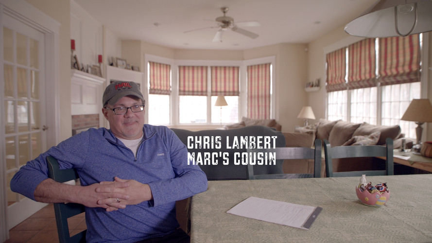 Growing up my cousin Chris was one of my hero's. I looked up to him because he was a great student, terrific hockey player, and an awesome person. He always included me in things when our family would visit. I'm not sure he knows how much that meant to me as a shy insecure boy. Another fun fact, he would show me how to stick handle and use my brother and I as targets when he would practice, lol. He is also partly responsible for starting my obsession with movies. Particularly the ROCKY series. We would go every time a new film was released. He was an amazing cousin. In this clip he tells a great story about dinners at my grandmother's house. She was an incredible cook. A small woman in stature who stirred a big pot of sauce. Several times I had my New England Patriots TEAMMATES over for a big Italian dinner. It was a comical sight to see so many large men at her tiny table, to add great value to the community. Thank you Chris for sitting down with @monarchproductions and being a part of the @justakidfromfallriver film project. #508