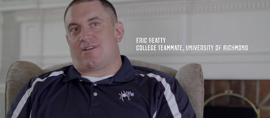Eric Beatty | Focused, hard working and humble.