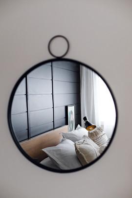 Chambre à la bohémienne chic