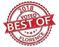 2018 Best of Florence Award Seal
