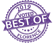 2019 Best of Florence Award Seal