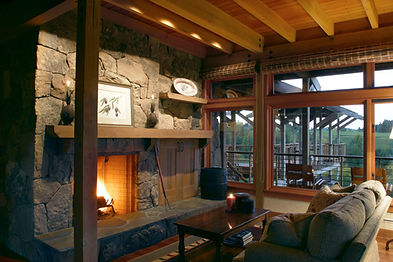 fireplace and livingroom home design