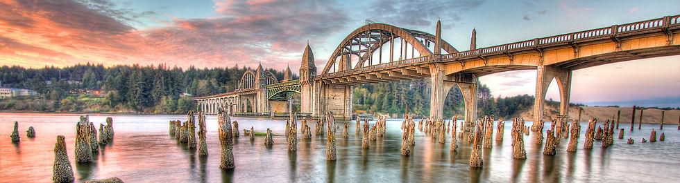 Florence, Oregon Bridge