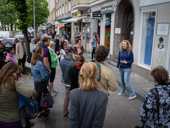 Public Walking Tours