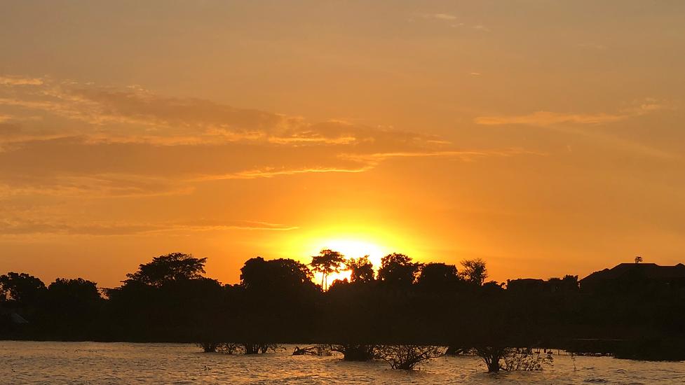 Uganda Sunset