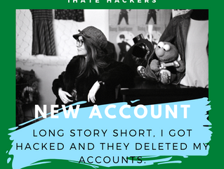 I got hacked and lost my Facebook and Instagram.