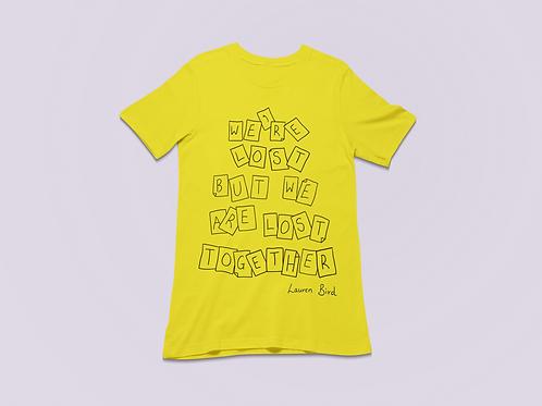 Millennials Unisex T-Shirt (Yellow)